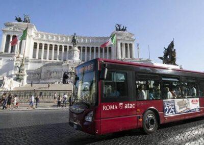 Implementazione ISO 27001 e Compliance GDPR per azienda municipalizzata di Roma ATAC