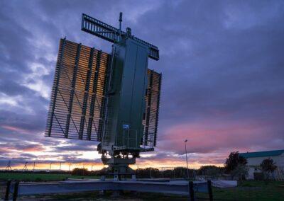 Progettazione e realizzazione infrastrutture civili e impianti tecnologici a supporto di 12 sistemi radar FADR dell'Aeronautica Militare