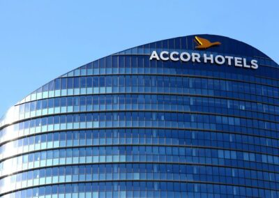 Realizzazione Cablaggio Rame e Fibra Ottica per la Catena alberghiera Accor Hospitality a livello nazionale