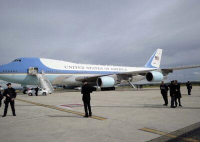 Vigilanza degli aeromobili presidenziali USA